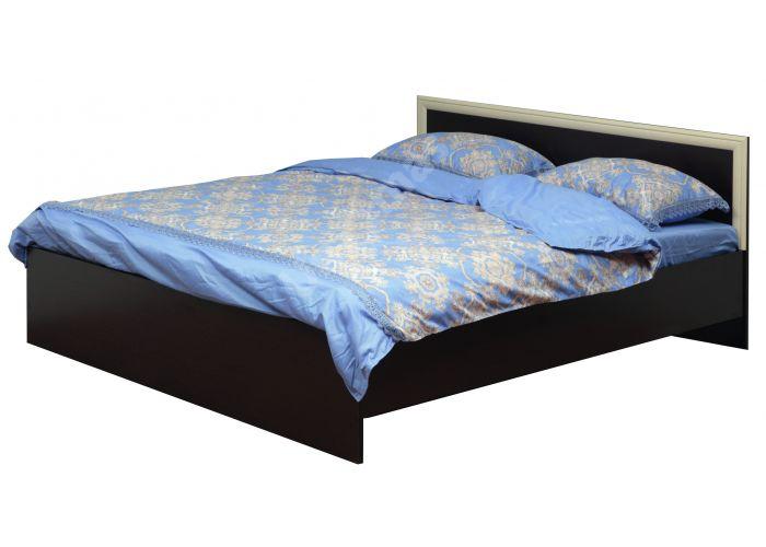 21.53-01 Кровать с настилом (спальное место 1600*2000), Спальни, Кровати, Стоимость 6575 рублей.
