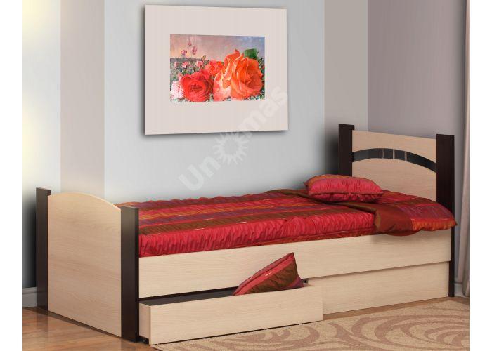 Кровать 900 с бескаркасным основанием (спальное место 900*2000), Матрасы и Кровати, Кровати, Стоимость 6575 рублей., фото 3
