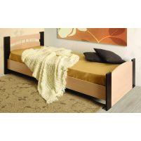 Кровать 900 с бескаркасным основанием (спальное место 900*2000)
