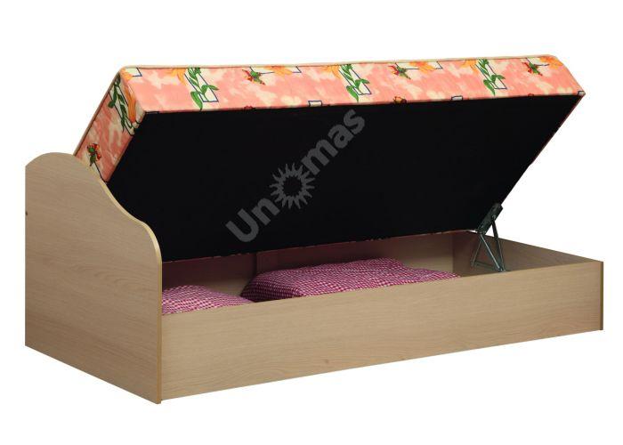 Тони-10 Кровать одинарная, Спальни, Кровати, Стоимость 12432 рублей., фото 2
