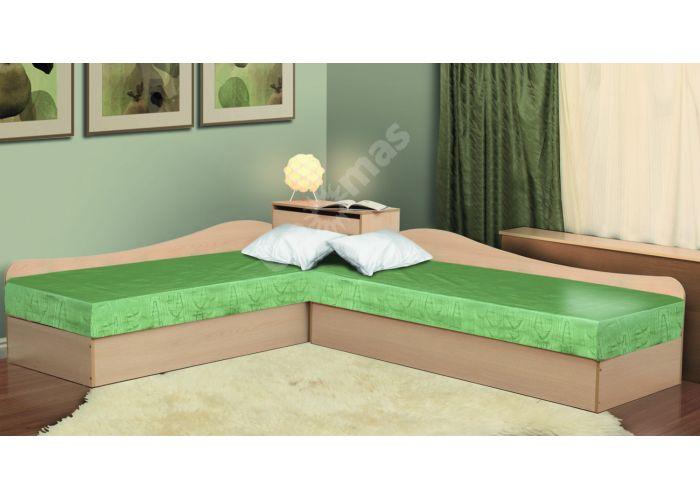 Тони-10 Кровать одинарная, Спальни, Кровати, Стоимость 12432 рублей., фото 3