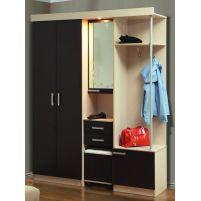 Дебют - 5 Шкаф комбинированный
