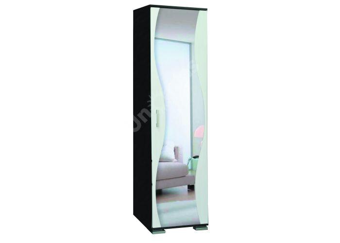 Визит - М07 шкаф для одежды (к Визиту-М10)+Зеркало № 2, Спальни, Шкафы, Стоимость 7489 рублей.