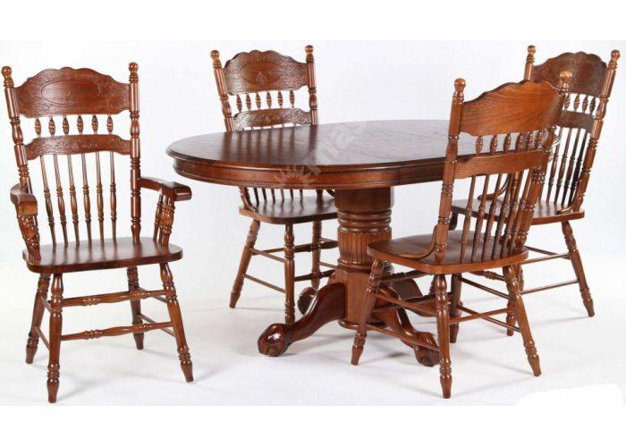 4260 NNDT STC(HN) Стол Темный орех, Кухни, Обеденные столы, Стоимость 26565 рублей., фото 7
