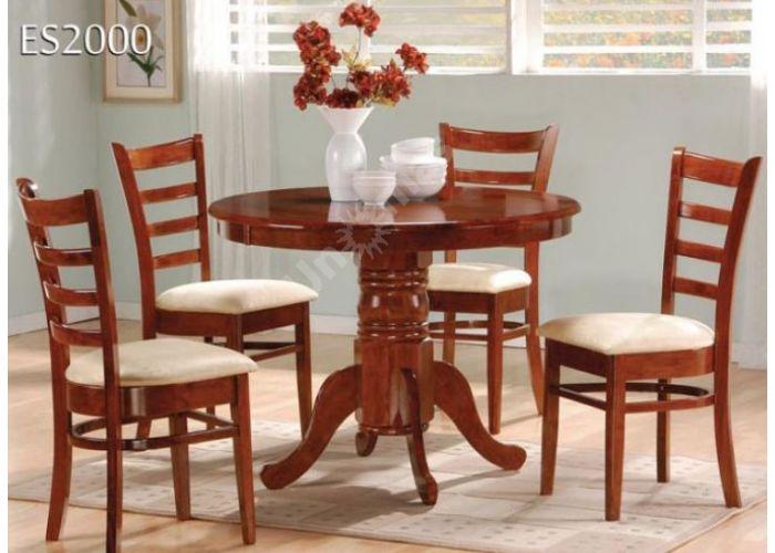 ES2000 Стол (МДФ D=1070) Эспрессо, Кухни, Обеденные столы, Стоимость 11786 рублей.