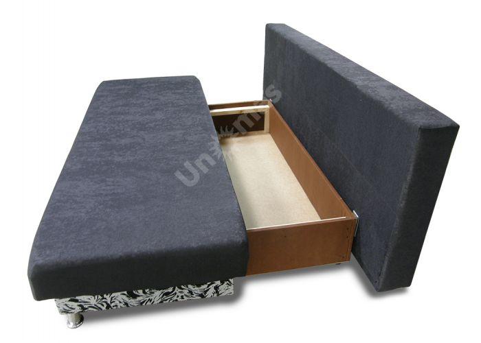 Диван Еврокнижка / Green-Beige, Мягкая мебель, Прямые диваны, Стоимость 11990 рублей., фото 3