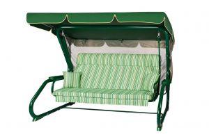 Redford 501 Green Качели садовые 4-х местные с АМС