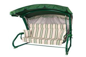 Redford 502 Green Качели садовые 4-х местные с АМС