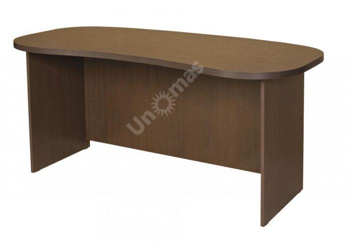 Стол руководителя , Офисная мебель, Компьютерные и письменные столы, Стоимость 7155 рублей.
