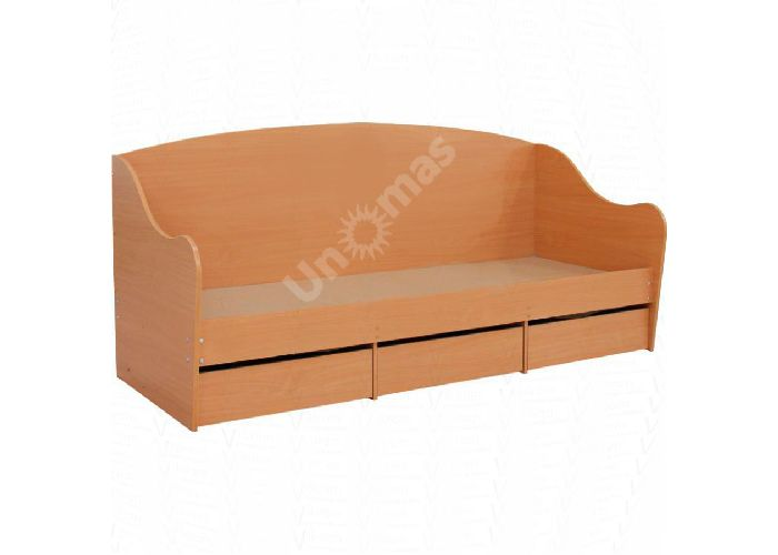 Кровать К-8 , Детская мебель, Детские кровати, Стоимость 7934 рублей.