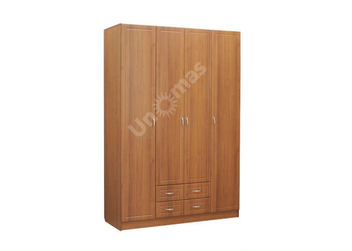 Шкаф 4-х дверный , Спальни, Шкафы, Стоимость 20145 рублей.