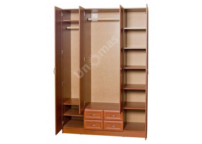 Шкаф 4-х дверный , Спальни, Шкафы, Стоимость 20145 рублей., фото 2
