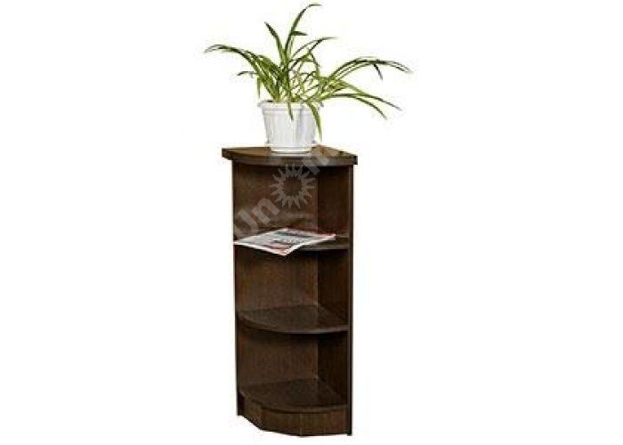 Стеллаж угловой (М) , Офисная мебель, Офисные пеналы, Стоимость 2100 рублей.