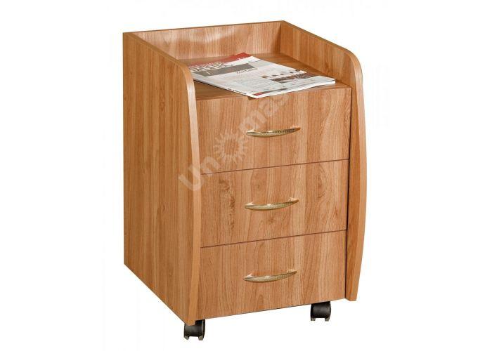 Тумба приставная 3 ящика, Офисная мебель, Офисные передвижные тумбы, Стоимость 3990 рублей.