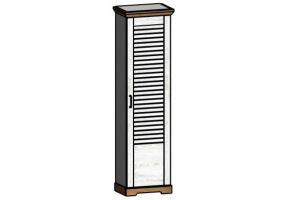 Кантри, Шкаф для одежды 1-но дверный