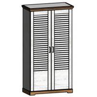 Кантри, Шкаф для одежды 2-х дверный