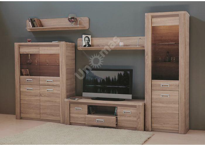 Магнолия, ГМ-2 шкаф для одежды , Спальни, Шкафы, Стоимость 15744 рублей., фото 2