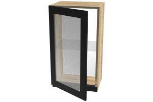 Сити, Шкаф ШСТ-40 навесной со стеклом