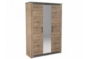 Денвер, Шкаф 3-х дверный Веллингтон