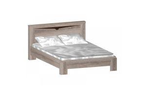 Гарда, Кровать 2-х спальная 160*200 (без основания,без матраса)