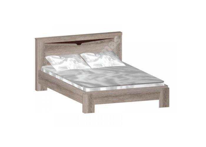 Гарда, Кровать 2-х спальная 160*200 (без основания,без матраса), Спальни, Кровати, Стоимость 6995 рублей.