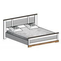 Кантри, Кровать двуспальная 180*200 (без основания, без матраса)
