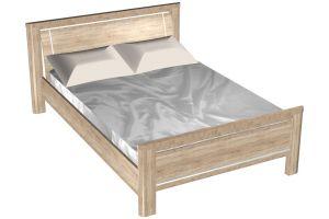 Магнолия, Кровать 2-х спальная