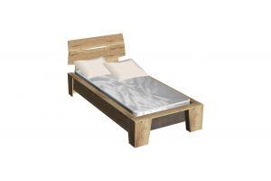 Стреза, Кровать 1-но спальная (без основания, без матраса)