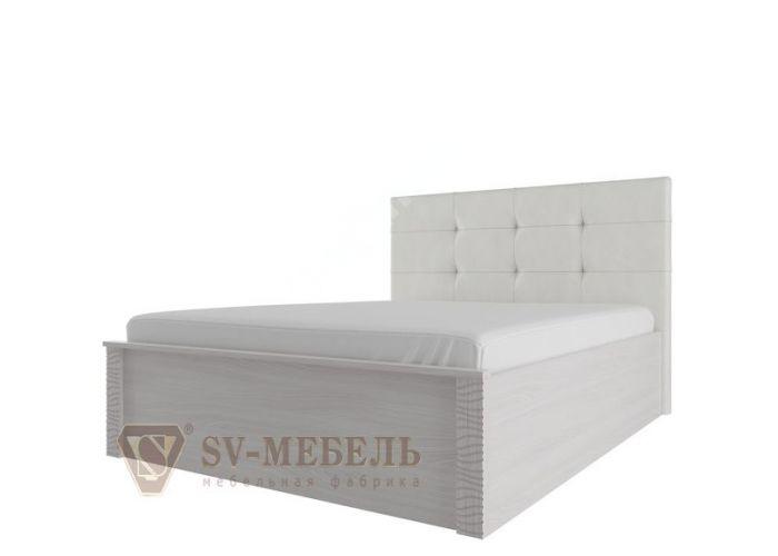 Гамма 20, Кровать двойная (универсальная) с мягким изголовьем 1,4*2,0, Спальни, Кровати, Стоимость 13112 рублей.