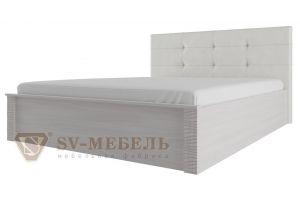 Гамма 20, Кровать двойная (универсальная) с мягким изголовьем 1,6*2,0