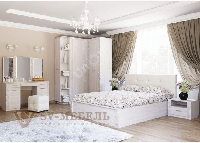 Гамма 20, Кровать двойная 1,8*2,0, Спальни, Кровати, Стоимость 10787 рублей., фото 6