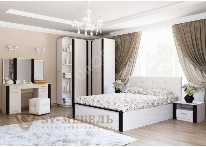 Гамма 20, Кровать двойная 1,8*2,0, Спальни, Кровати, Стоимость 10787 рублей., фото 7