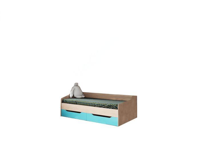 Сити 1, Кровать одинарная с ящиками  , Матрасы и Кровати, Кровати, Стоимость 7938 рублей.