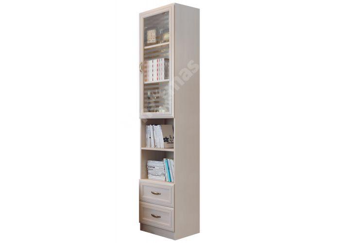 Вега, ДМ-05 Пенал со стеклом, Офисная мебель, Офисные пеналы, Стоимость 9018 рублей.
