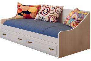 Вега, ДМ-09 Кровать (без матраса)
