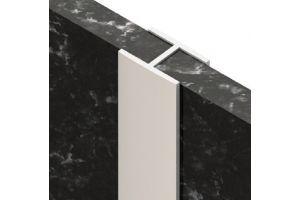 Планка щелевая Н для стеновой панели