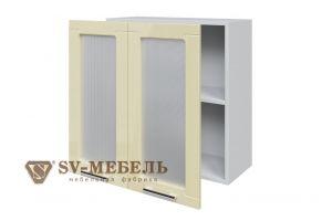 Геометрия, Ш700с/720 Шкаф навесной (со стеклом)