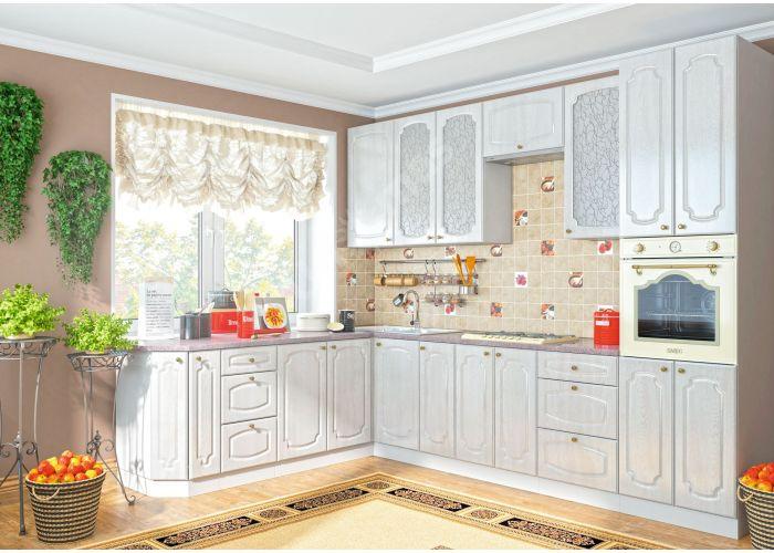 Классика Сосна белая, Ш300/720 Шкаф навесной, Кухни, Модульные кухни, Белые кухни, Стоимость 3003 рублей., фото 7