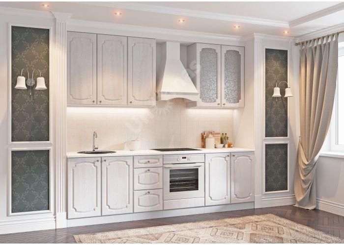 Классика Сосна белая, Ш300/720 Шкаф навесной, Кухни, Модульные кухни, Белые кухни, Стоимость 3003 рублей., фото 5