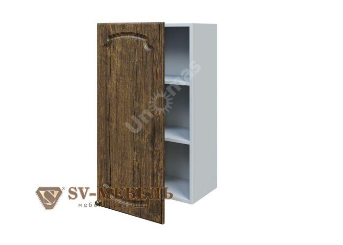 Классика Дуб антик, Ш400/912 Шкаф навесной, Кухни, Модульные кухни, Классика Дуб антик (13950 руб./пог.м), Стоимость 4678 рублей.