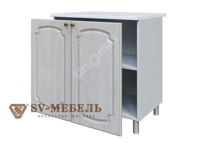 Классика Сосна белая, С800 Стол-рабочий, Кухни, Модульные кухни, Белые кухни, Стоимость 5566 рублей.