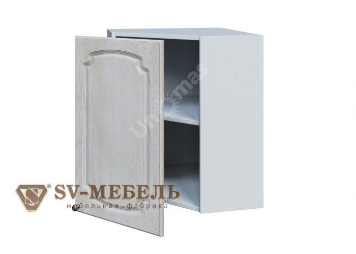 Классика Сосна белая, Ш600у/720 Шкаф навесной угловой