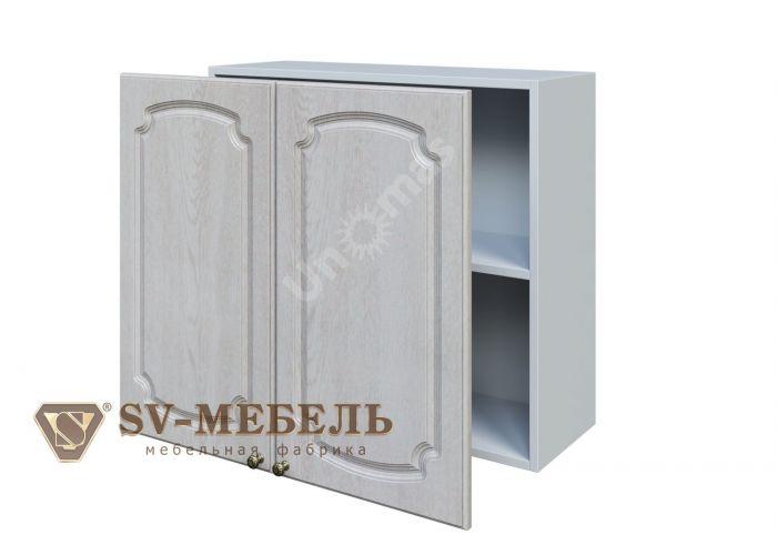 Классика Сосна белая, Ш800/720 Шкаф навесной