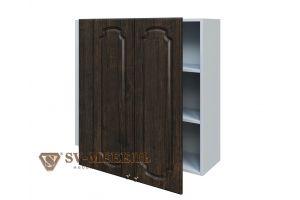 Классика Тиковое дерево, Ш1000у/912 Шкаф навесной (угловой)