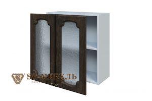 Классика Тиковое дерево, Ш700с/720 Шкаф навесной (со стеклом)