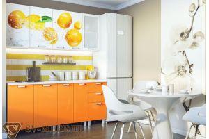 Кухня Апельсин 1,8 м