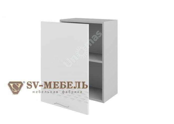 Волна Белый, Ш500/720 Шкаф навесной