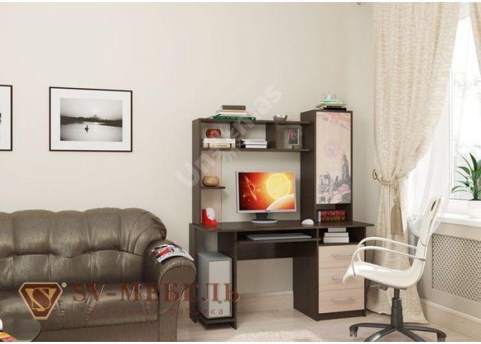 Стол компьютерный №6, Офисная мебель, Компьютерные и письменные столы, Стоимость 7960 рублей.