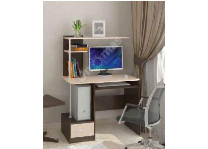 Стол компьютерный №2, Офисная мебель, Компьютерные и письменные столы, Стоимость 7782 рублей.
