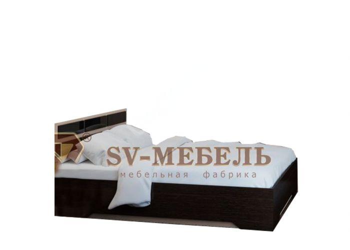 Эдем-2, Кровать (1.6х2), Спальни, Кровати, Стоимость 7304 рублей.